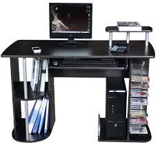 fabric storage solutions small corner computer pc desk w tower
