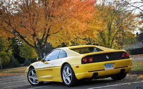 yellow ff 1994 f355 berlinetta supercars