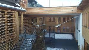 hotel architektur schöne hotel architektur innenhof hotel alpin juwel in saalbach