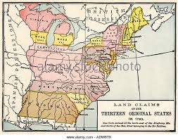 the thirteen colonies map thirteen colonies stock photos thirteen colonies stock images