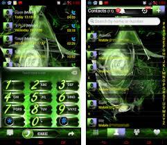 go contacts ex apk green go contacts ex apk version 1 3