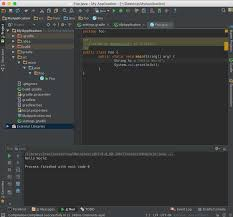 Studio System Can Android Studio Be Used To Run Standard Java Projects Stack