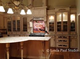 kitchen mural backsplash kitchen backsplash tile murals by paul studio by paul