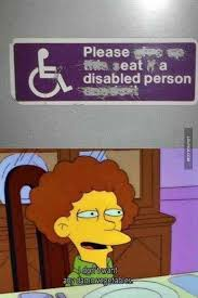 Meme Eat - please eat at disabled person disability meme funny pictures