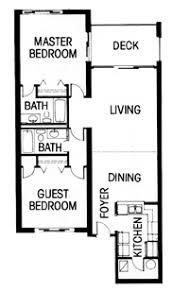 two bedroom suite floor plan amelia surf and racquet club