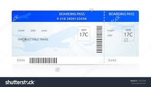 airline ticket template word free download brochure templates for