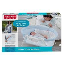Vibrating Mattress Pad For Crib Fisher Price Stow N Go Bassinet Walmart