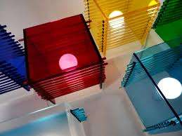 home interior lighting plexiglass home interior lighting design cubes of color andarina