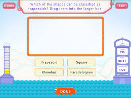 classify two dimensional figures worksheets 5th grade math