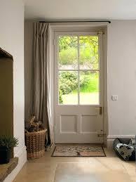 Small Door Curtains Window Door Curtains Lovely Curtains For Half Window Door