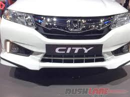 car models com honda city explore honda city sport kit features price in india auto expo 2016