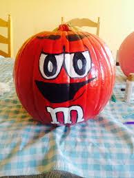 cub scout halloween crafts painted pumpkin m u0026m holidays pinterest pumpkin painting