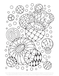 colouring books and pages