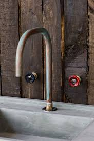 Steampunk Kitchen Faucet by 36 Best Koperen Kranen Images On Pinterest Copper Faucet