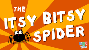 the itsy bitsy spider a fun animated children u0027s song and video