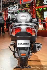 2016 suzuki burgman 650 executive auto expo 2016