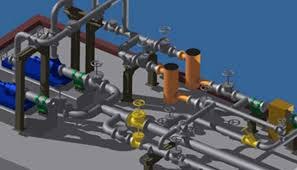 pipe design piping design techreach engineering piping design