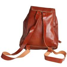 handmade genuine leather backpack israeli bags my jerusalem store