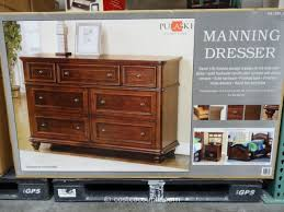 Costco Bedroom Furniture Sale Pulaski Furniture Manning Dresser
