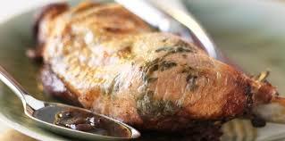 cuisiner une dinde cuisse de dinde rôtie facile et pas cher recette sur cuisine actuelle