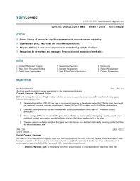 marketing resume exle resume for marketing manager doc best market 2017