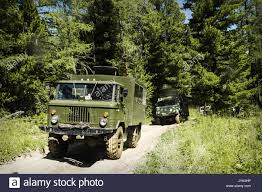 military vehicles military vehicle in the forest old russian military vehicles