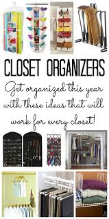 closet organizers the country chic cottage