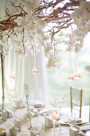 white party table decorations beautiful decor for an all white party homesthetics inspiring