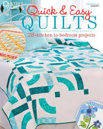 quilter s world s and easy quilts 2013 by s