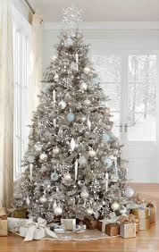 gold and white tree ornaments cheminee website