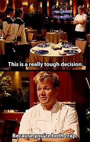 Hells Kitchen Meme - 15 famous insults by gordon ramsay babbletop