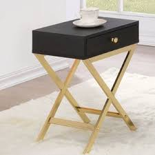 espresso nightstands you u0027ll love wayfair