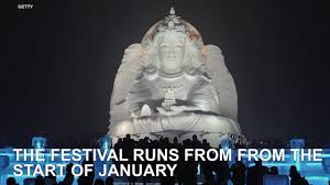 harbin snow and ice festival 2017 harbin ice and snow sculpture festival is a winter wonderland