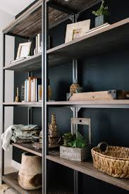 A Bookcase Styling A Bookcase In Three Easy Steps To Add Character To Any Room