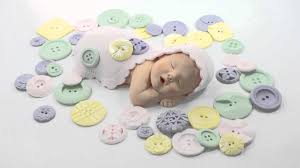 baby cake topper cute as a button baby shower by lil sculpture