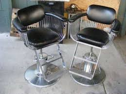 Shampoo Chair For Sale Vintage Salon Chairs For Sale Salon Barber Chairs 1970s Black