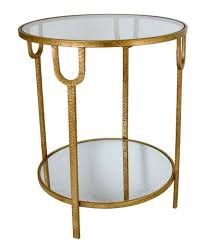 small decorative end tables gold side table rounding gold and consoles