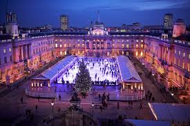 ice skating in london and outdoor ice rinks u2013 christmas 2017