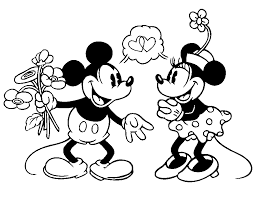 mickey mouse halloween coloring pages 20 pictures colorine net