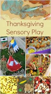 thanksgiving sensory play thanksgiving sensory play and