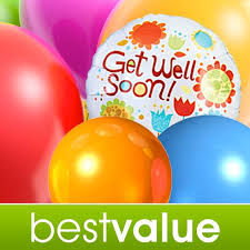 balloons delivered cheap get well balloon bouquet florist designed at send flowers