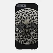 yggdrasil celtic viking tree of yggdrasil phone