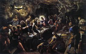 last supper tintoretto wikipedia