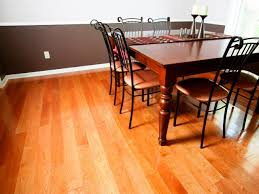 Plank Dining Room Table How To Install Prefinished Solid Hardwood Flooring How Tos Diy