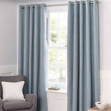 Blue Grey Curtains Dunelm Mill Duck Egg Blackout Curtains Functionalities Net
