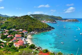 Saint Barts Map by Utopic Luxury Retreats