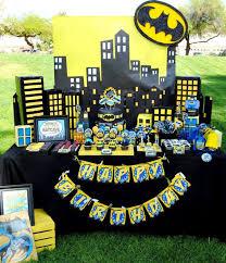 batman birthday party ideas best 25 batman birthday ideas on batman party