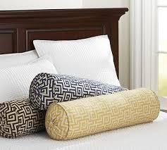 bolster bed pillows bolster pillows the secret to deep sleep