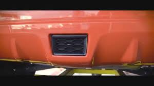crosstrek subaru orange the hitchcloak for the subaru xv crosstrek ecohitch youtube