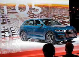 Audi Q5 New Design - audi u0027s q5 is a lighter and more powerful big data machine